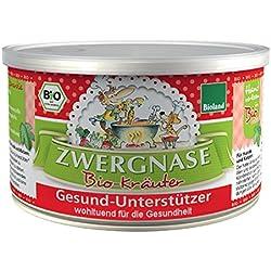 Zwergnase Bio-Kräuter Gesund-Unterstützer, 1er Pack (1 x 140 g)