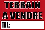 Panneau TERRAIN A VENDRE 300X200mm