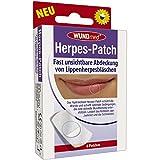 12 Stück Herpes Pflaster Herpesbläschen Patch Pflaster für Lippenherpesbläschen
