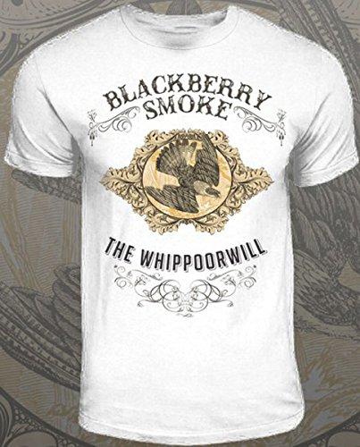 Blackberry Smoke - The Whippoorwill T-shirt Weiß