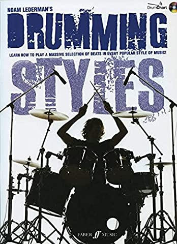 Drumming Styles (With Free Audio CD) (Book & CD)