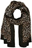 PIECES Damen Schal PCJALA Long Scarf, Mehrfarbig (Black), One Size