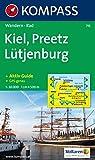 Kiel, Preetz, Lütjenburg: Wander- und Bikekarte