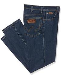 Wrangler Herren Jeans, Texas Stretch Darkstone