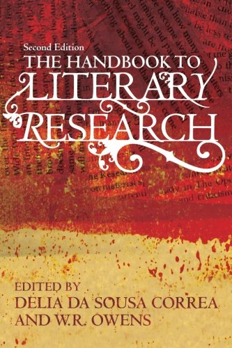 The Handbook to Literary Research por From Routledge
