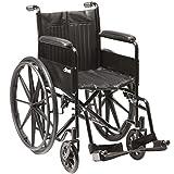 NRS Healthcare M24939 - Silla de ruedas de autopropulsión