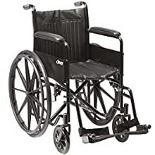 NRS Healthcare Self Propelled Wheelchair (Eligible for VAT relief in the UK)