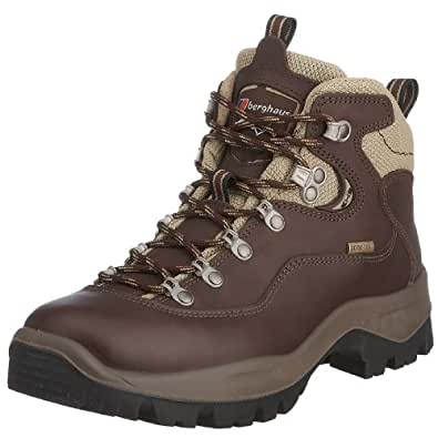 Berghaus Women's WMNS Explorer Ridge Hiking Boot Brown 80021 B90 3 UK
