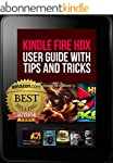 Kindle Fire HDX User Guide With Tips...