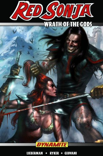 Red Sonja: Wrath of the Gods por Luke Lieberman