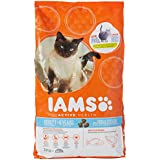 Iams Proactive Health Adult Dry Cat Food with Wild Ocean Fish and Chicken, 1-6 Years, 3kg