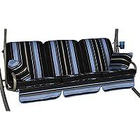 Angerer 785/190Comfort de coussin pour balancelle 3places design Hambourg