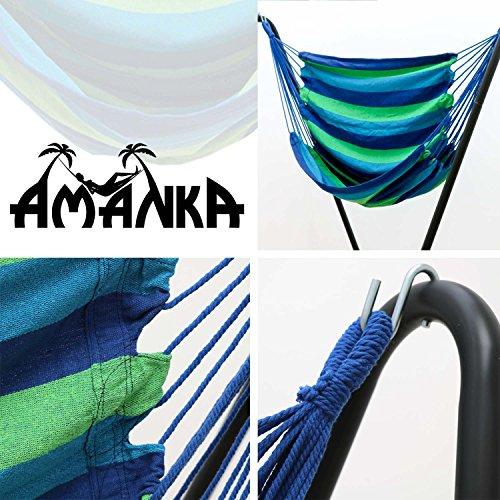 AMANKA Komplett-Set XL Hängesessel
