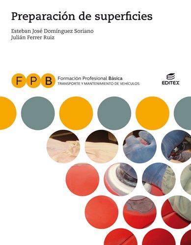 FPB Preparación de superficies (Formación Profesional Básica)