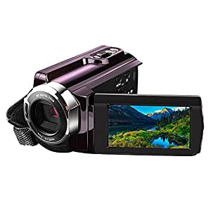 Cocare 5053 Digital Camera FHD DV Touch Screen Video Recorder Wifi Camera 16X Zoom Night Vision Camcorder With SD/TF Card Slot And 270° Rotation,3-inch,Black