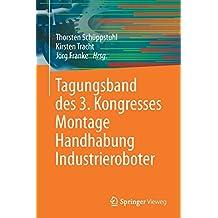 Tagungsband des 3. Kongresses Montage Handhabung Industrieroboter
