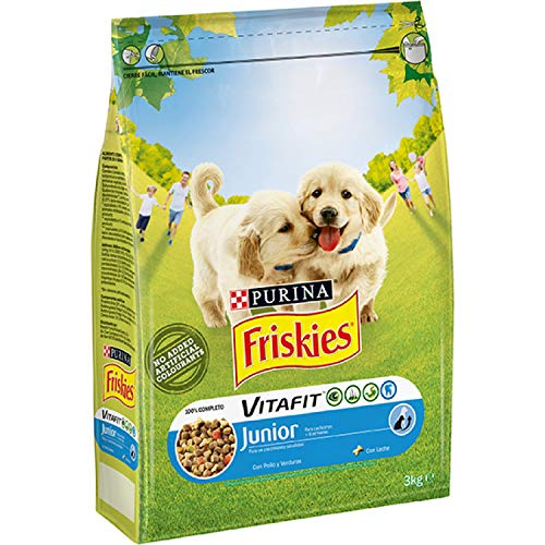 Purina Friskies Vitafit Pienso Perro Junior Pollo
