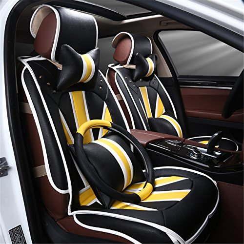 empire-1506-pu-leather-car-seat-covers-full-set-with-2-neck-pillow-2-lumbar-support-and-1-steering-w