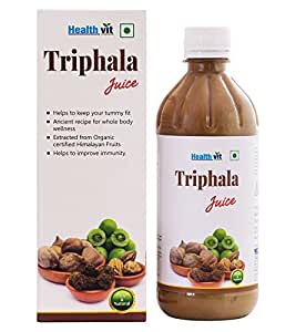 Healthvit Triphala Juice - 500 ml