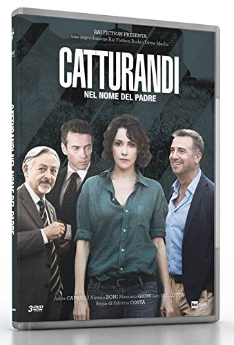 catturandi - nel nome del padre (3dvd) box set DVD Italian Import