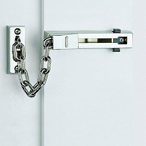 ABUS 13577 color n/íquel Cadena para puerta con cerrojo SK66 SB