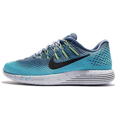 Nike Womens Lunarglide 8 Shield Womens Running Trainers 849569 Sneakers Shoes (Uk...
