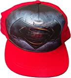 Batman v Superman Cap - Super Fledermaus! - Rot/Mehrfarbig