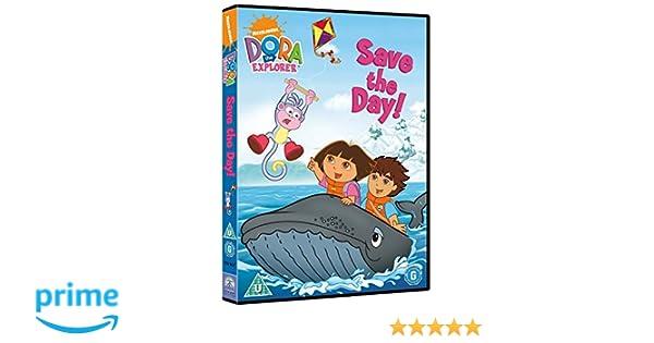 Dora the Explorer: Dora Saves the Day [DVD]: Amazon.co.uk: DVD & Blu-ray