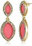 Ava Funky Earrings for Women (Pink) (E-V...