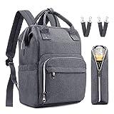 Wickeltasche Rucksack für Baby Care und Reisen, wasserdichte und stilvolle Wickeltaschen für Mädchen/Jungen