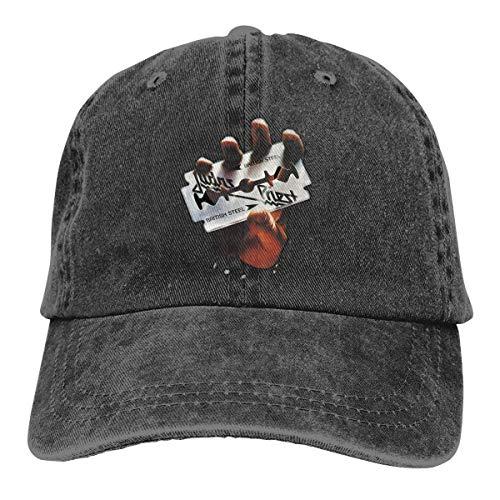 Kegel Kopf Kostüm - huibe Cowboy-Hut Judas British Steel Priest