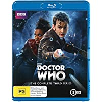 Doctor Who Series 3 Blu-Ray (region B) Aust Import