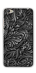 DigiPrints High Quality Printed Designer Soft Silicon Case Cover For Vivo Y55L