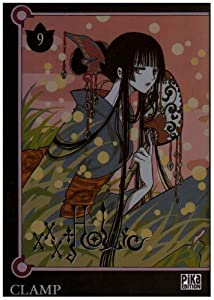 xxxHolic Edition simple Tome 9