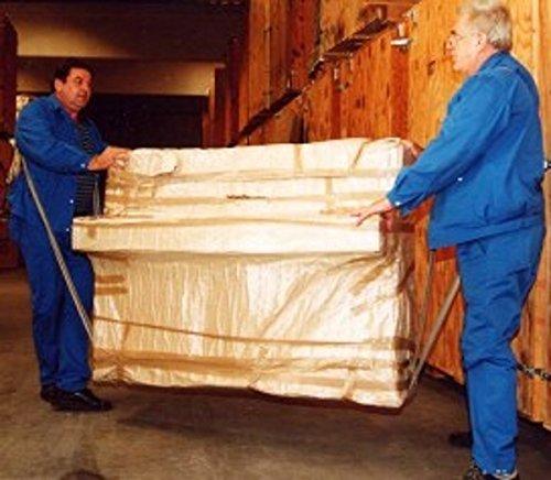 Tragegurt für Klavier, 12 m Klaviertragegurt, Lasten bis 1500 kg, Profiqualität, Tragegurte, Tragehilfe Test