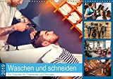 Waschen und Schneiden. Ein Kalender für Frisörinnen und Barbiere (Wandkalender 2019 DIN A3 quer): Ein Kalender für alle, die sich zum Frisieren ... 14 Seiten ) (CALVENDO Menschen)