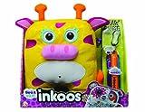 Inkoos Inkoo - Jirafa para pintar (lavable, instrucciones en inglés)
