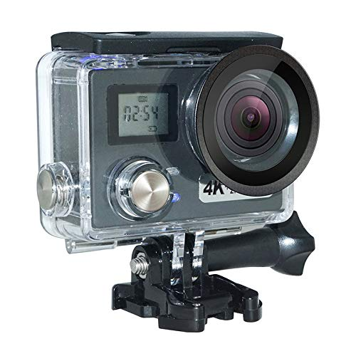 Unterhaltungselektronik Ultra Hd Action Kamera 4 Karat Dual Screen Sport Kamera Gehen Wasserdicht Pro Kamera Hd 1080 P Wifi Mini Outdoor Sport Dv Helm Video Cam Volumen Groß