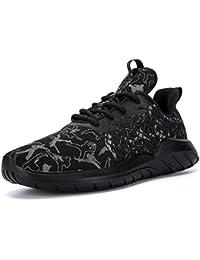 d7a4643ff8 Amazon.it: cinese - Nero / Scarpe da uomo / Scarpe: Scarpe e borse