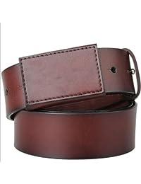 Hombre Accesorios es Cinturones Ropa Chaquetas Amazon Cuero Para xqIXSY