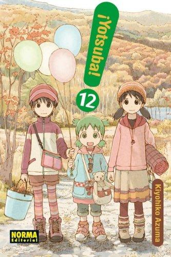 ¡Yotsuba! 12 (CÓMIC MANGA)