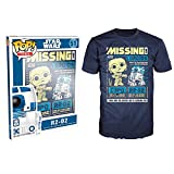 Star Wars Funko POP Tees C-3PO & R2-D2 Poster Large
