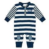 Feetje Baby-Overall Ringel Hello 502.00024-550 Marine-weiß Gr.80