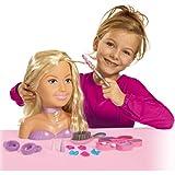 Unbekannt Frisierkopf Schminkpuppe Frisieren Frisierpuppe Puppen mit Haaren Schminkkopf