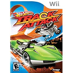 Hot Wheels Track Attack - Nintendo Wii by THQ