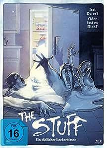 The Stuff - Ein tödlicher Leckerbissen - Uncut Limited Mediabook (+ DVD) [Blu-ray]