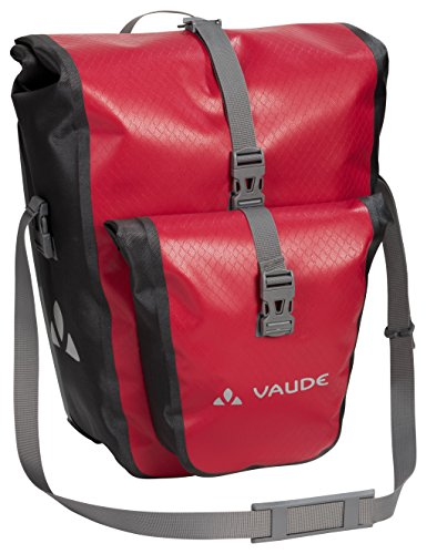 VAUDE Aqua Back Plus Hinterradtasche, Indian Red, 44 x 33 x 31 cm
