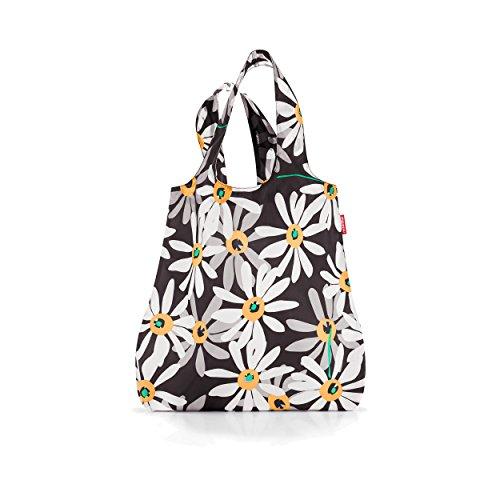 Reisenthel AT7038Mini Maxi Shopper Shopping Bag Polyester Daisy 43.5x 60.0x 7.0cm