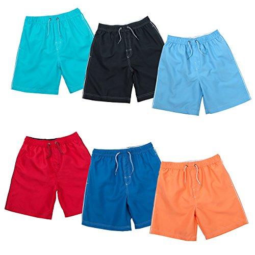 Cargo Bay Infant Boys Colourful Swim Shorts Perfect for Summer Beach Holidays