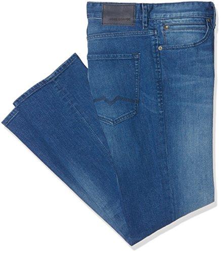 BOSS Casual Herren Slim Jeans Blau (bright Blue 437)